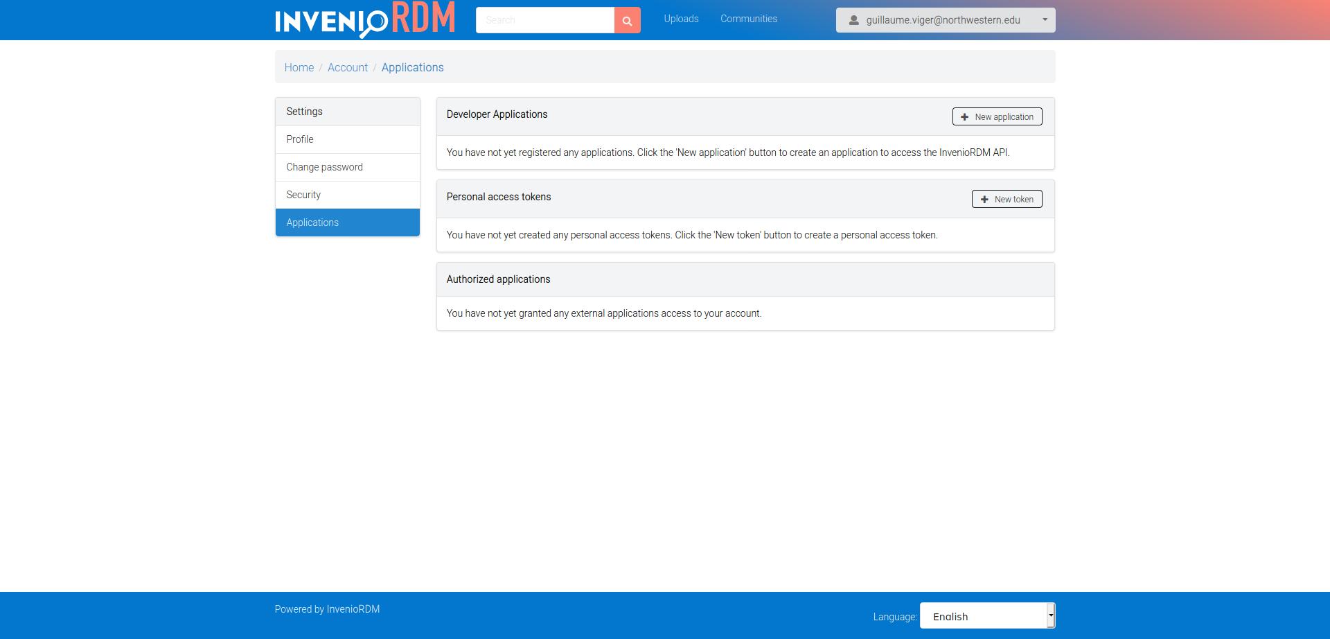 Blog Inveniosoftware Org